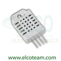 DHT22 Sensore Digitale Misura Temperatura e Umidità
