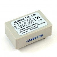 Actronic AR02.2.5A Filtro EMI per PCB da 2,5 Ampere