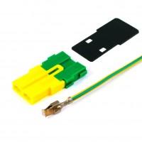 Connettore Giallo/Verde per Nastro Elettrico NEXT-TAPE