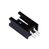 280370-1 AMPMODU MOD II Connettore da PCB 2 poli passo 2,54 mm diritto