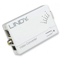 Lindy 32629 Convertitore da Video Composito e S-video a VGA