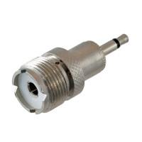Adattatore Jack Mono 3.5mm - Presa PL259 (SO-239)