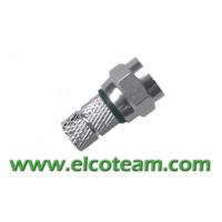 Connettore F ad avvitare per cavo 7 mm