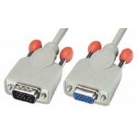 Prolunga Monitor S-VGA DDC2 (15HDM/15HDF) Premium 15m