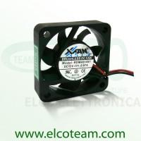 Ventilatore 40x40x10 mm 12VDC su bronzine