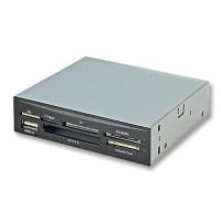 Lindy 42729 Card Reader USB 2.0 interno da 3.5 pollici
