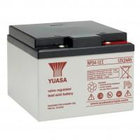 Batteria ermetica al piombo 12V 24Ah YUASA