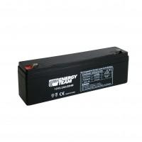 Batteria ermetica al piombo 12V 2,3Ah