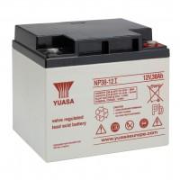 Batteria ermetica al piombo 12V 38Ah YUASA