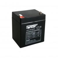 Batteria ermetica al piombo 12V 5,2Ah