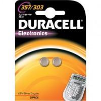 Pila DURACELL 357/303 - Confezione 2 pezzi