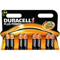 Pila DURACELL PLUS POWER Stilo AA - Confezione 8 pezzi
