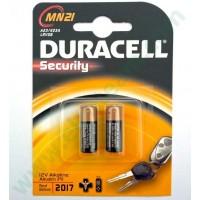 Pila DURACELL Security MN21 - Confezione 2 pezzi