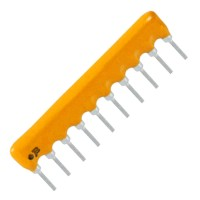 Bourns 4610X-102-101 Rete Resistiva 5 x 100 Ohm 10 Pin