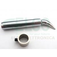 SF10 Punta conica 1mm Weller per WSF80