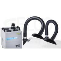 Weller Zero Smog 4V Kit 2 Cappe a Imbuto