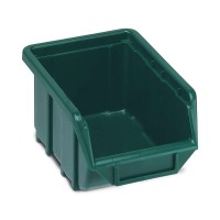 Terry Ecobox 111 Contenitore Sovrapponibile Verde