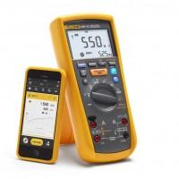Fluke 1587 FC Multimetro con Tester di Isolamento 1000 Volt - Smartphone non compreso