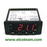 Termoregolatore a due punti di intervento EVCO EVK412M3