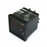 Voltmetro digitale da pannello 9,99 VAC alimentazione 220VAC Eliwell SD023702