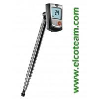 Termometro anemometro tascabile Testo 405