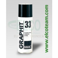 GRAPHIT 33 Spray conduttivo alla grafite
