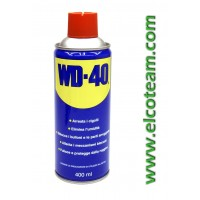 Spray lubrificante disossidante multifunzione WD40 400ml