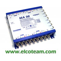 Multiswitch Attivo Dual Feed 8 utenze LEM MA98