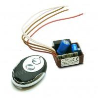 Micro Ricevitore radio con 1 radiocomando Sice 4790851