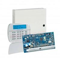 Kit di allarme a 8 zone espandibili a 32 con centrale NEO32 e tastiera NeoKPD