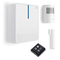 Nice MYNICE Kit 7002 con Centrale Wireless Radio e Filare e Wi-Fi integrato