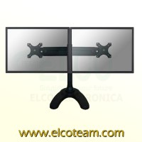 Supporto da scrivania per doppio monitor NewStar FPMA-D700DD