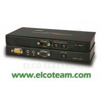 ATEN CE750 KVM Extender 200mt con RS-232 su cavo CAT.5