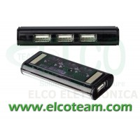 Aten UH284 Hub USB 2.0 4 porte magnetico