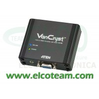 Convertitore da VGA a HDMI con audio Aten VC180