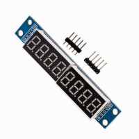 Modulo Display 8 Digit 7 Segmenti MAX7219