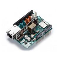 Arduino Ethernet Shield 2 con POE A000025