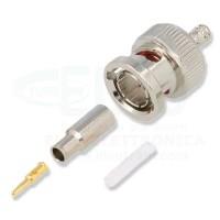 Connettore F ad avvitare per cavo 5 mm