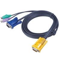 ATEN 2L-5202P Cavo 1,8m per KVM PS/2