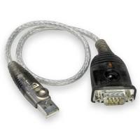 Convertitore adattatore USB RS-232 Aten UC-232A