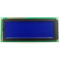 Display LCD 20x4 con Retroilluminazione Bianca