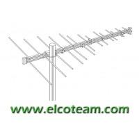 Antenna Logaritmica RKB Combi2000