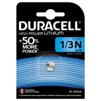Batteria CR1/3N Duracell Litio 3 Volt