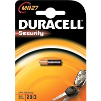 Pila DURACELL Security MN27