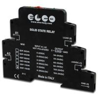 ELCO SDP-1024B  Scheda di interfaccia a relè SSD per PLC 8-30VAC/DC 10A/24VDC