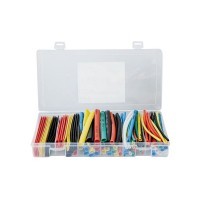 Guaina Termorestringente Colorata Box 100 Pezzi