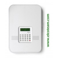 Centrale filare e wireless Nice HSCU1GC con combinatore