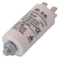 Condensatore per Avviamento Motori 2,5uF 450VAC