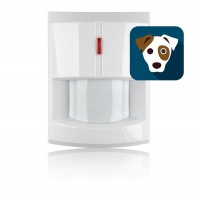 Blaupunkt IRP-S1L Sensore di Movimento PIR con Pet Immunity