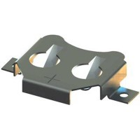 Portabatteria per pile a bottone CR2025/CR2032